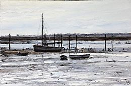 West Mersea 3 by David Porteous-Butler