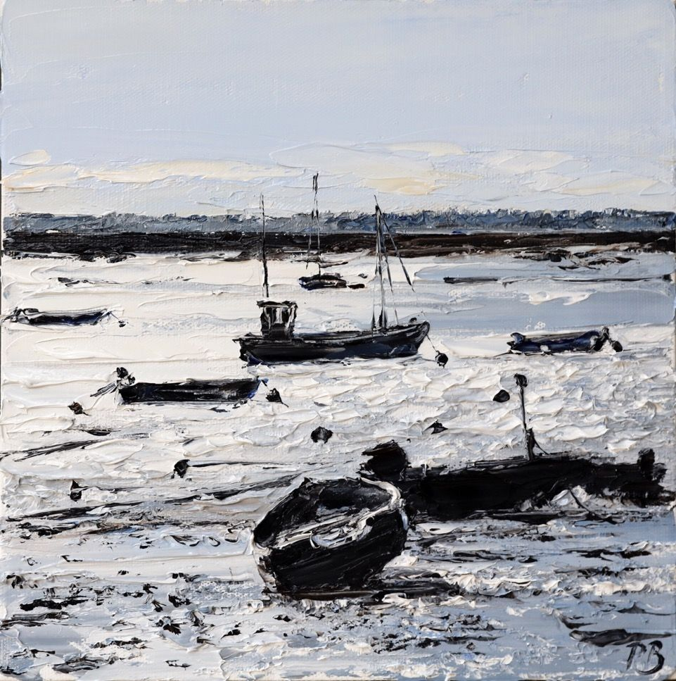 West Mersea  by David Porteous-Butler
