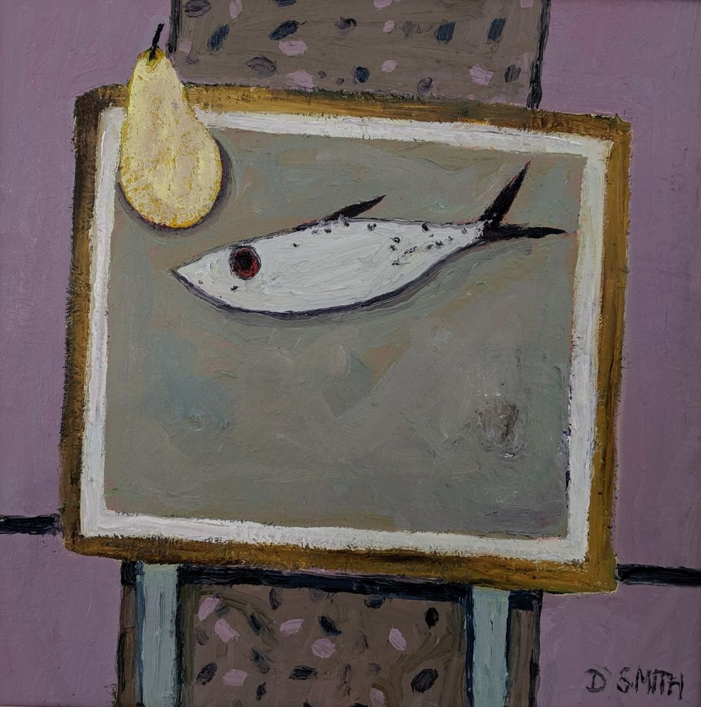 White Fish and Pear