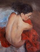 Wrapped in Red by Molly Garnier