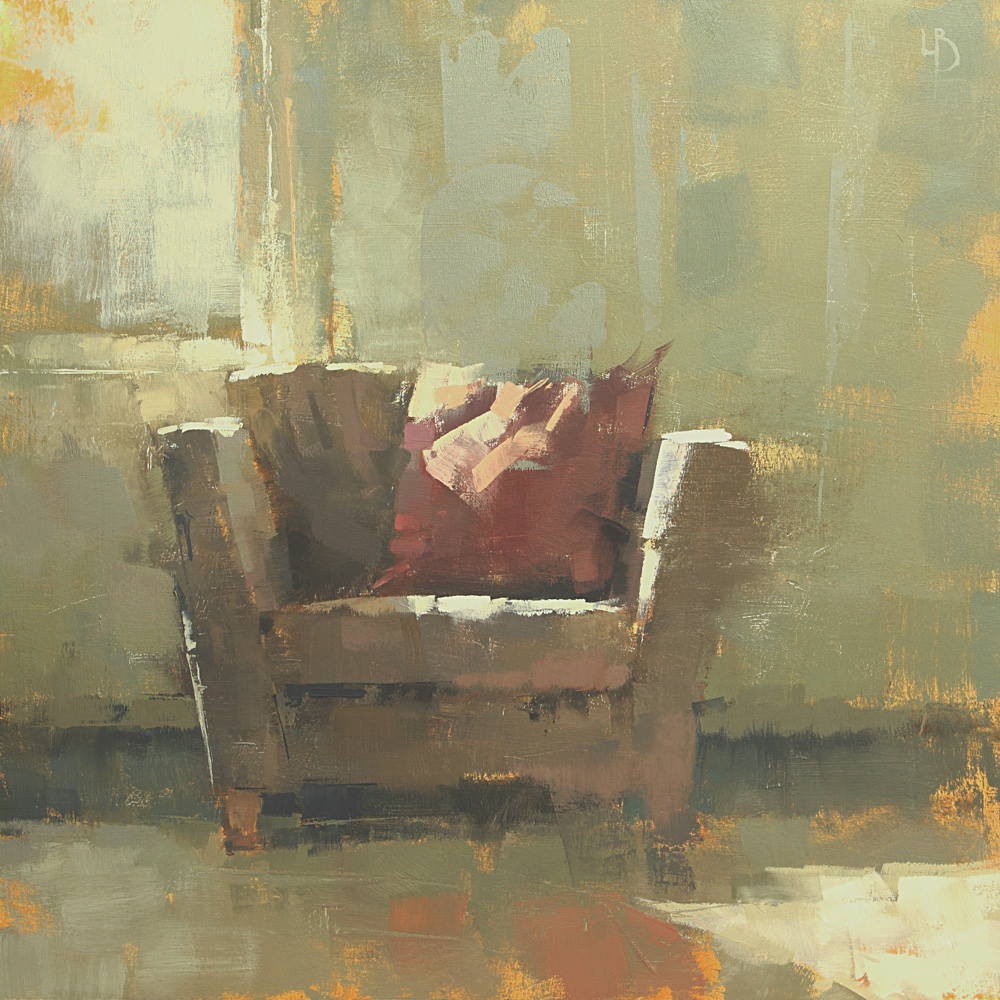 In the Afternoon Light - Armchair