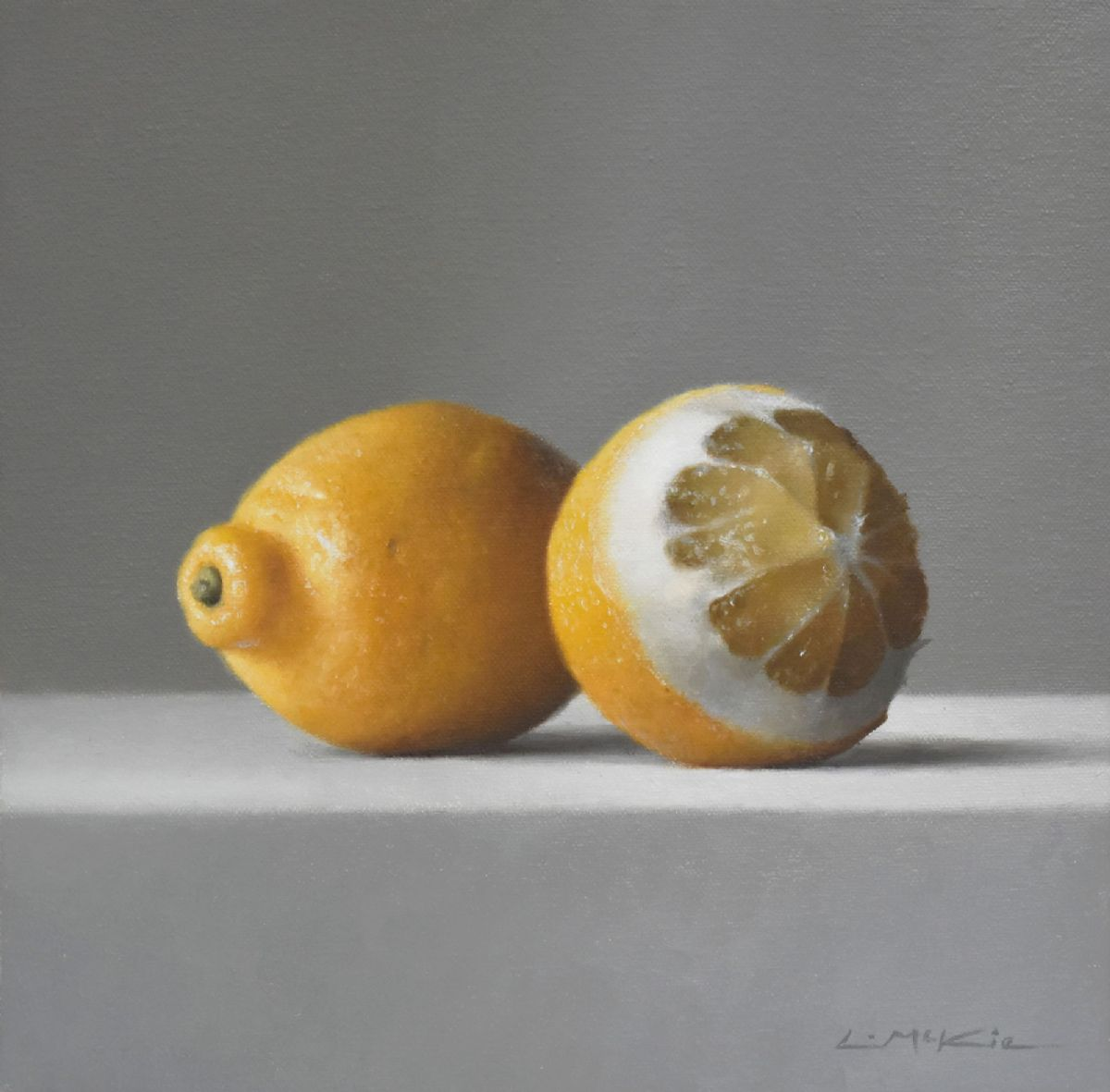 Lemons, Sunday Morning