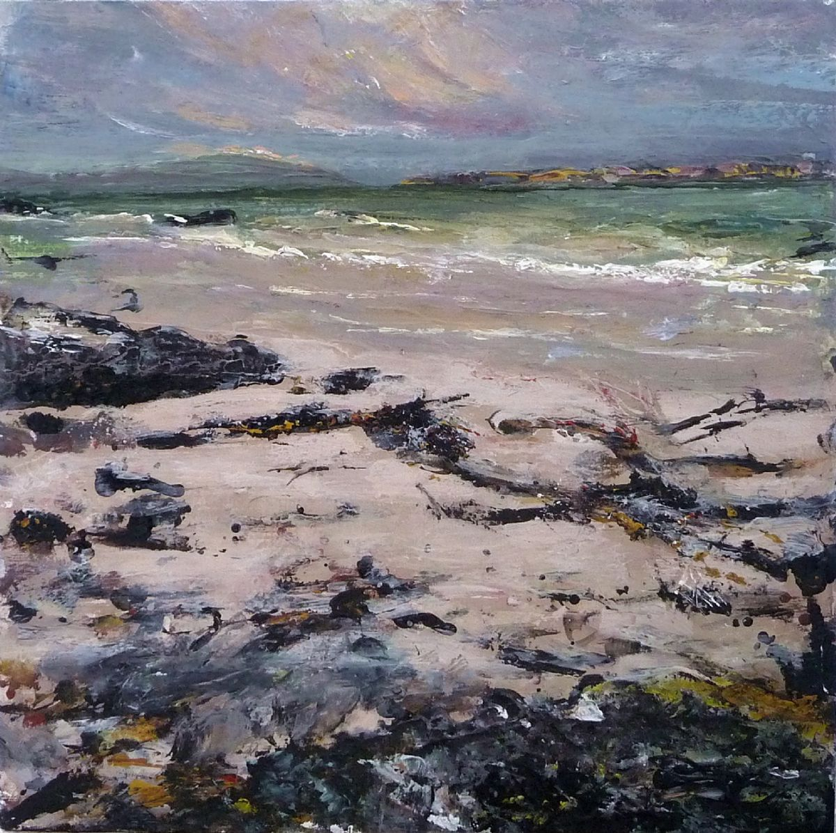 Traigh Ban. Early Evening, Iona